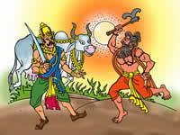 Parshuram kills Kartavirya