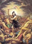 Parshuram kills Kshatriyas