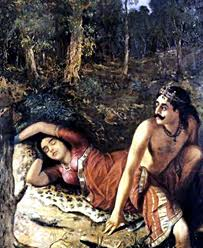 7. Satyavati - A fisher-woman who wanted to be a queen