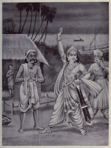 8. Bheeshma Pratigya - A terrible sacrifice of a son
